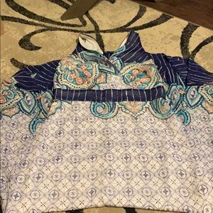 Alya maxi dress